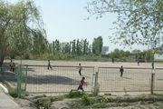 Футбольное поле / Узбекистан