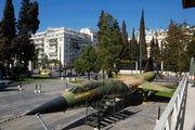 Истребитель Lockheed F-104 Starfighter / Греция