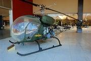Вертолет Bell H-47 / Греция