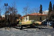 Republic F-84F Thunderstreak / Греция