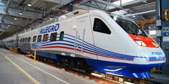 Наличие высокоскоростного поезда - не повод менять визовое законодательство. // vr.fi