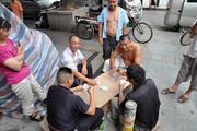 В Шеньженьских переулках / Китай