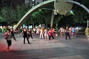 Уроки танцев / Китай