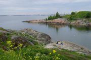 Вид на Хельсинки / Финляндия