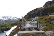 Деревянный мост / Норвегия