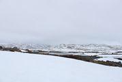 Снежный пейзаж / Норвегия
