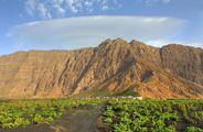 Стена кратера / Кабо-Верде