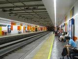 Ожидание поезда / Испания