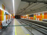 Подземная станция / Испания