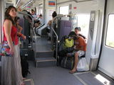 Комфортабельные вагоны / Испания