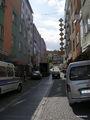 Улочка в Бергаме / Турция