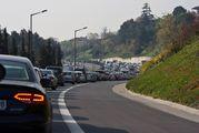 Пробки в Стамбуле / Турция