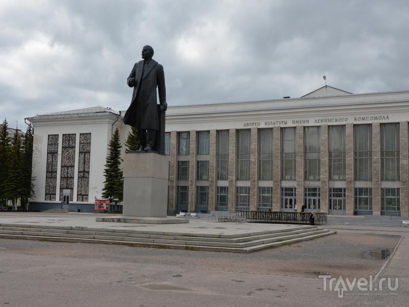 Предпоследний памятник Ленину на территории России / Фото из России