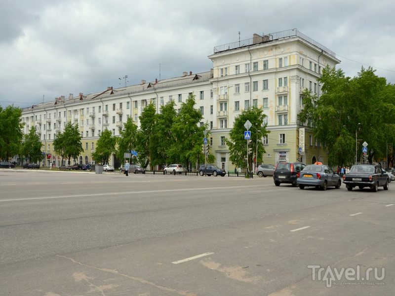 На улице Северодвинска / Фото из России
