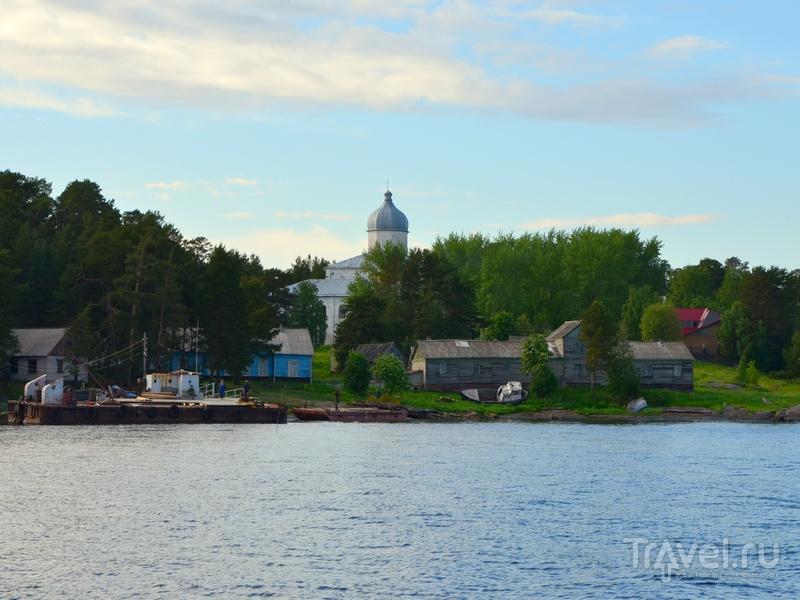 Побережье Белого моря / Фото из России