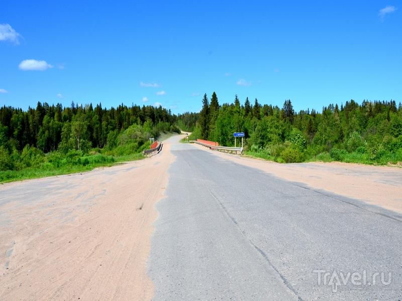 Российская дорога / Фото из России