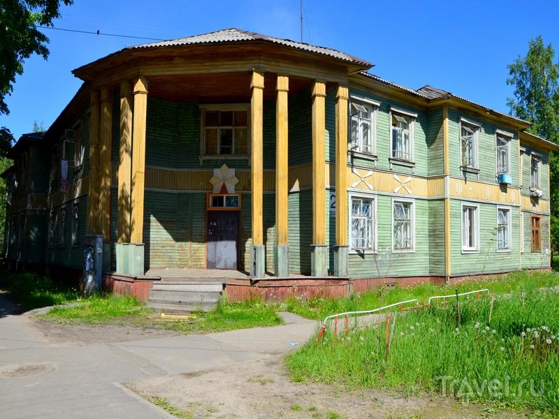 Старинный дом в Северодвинске / Фото из России