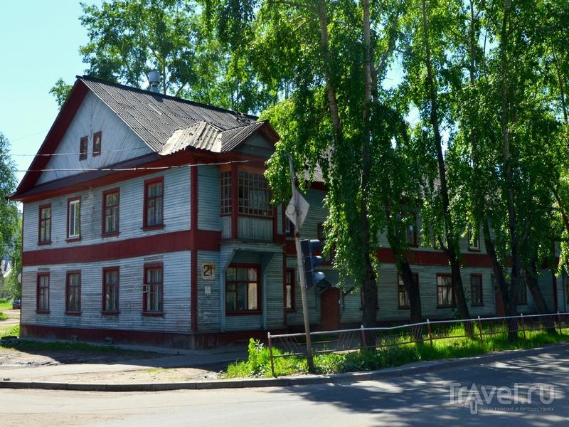 Дом в Северодвинске / Фото из России