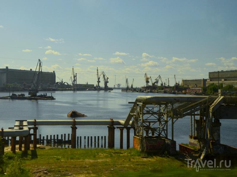 Панорама Северодвинска / Фото из России