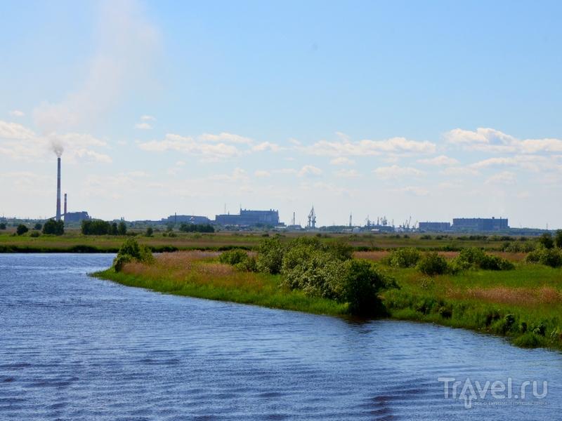 Пейзаж Северодвинска / Фото из России