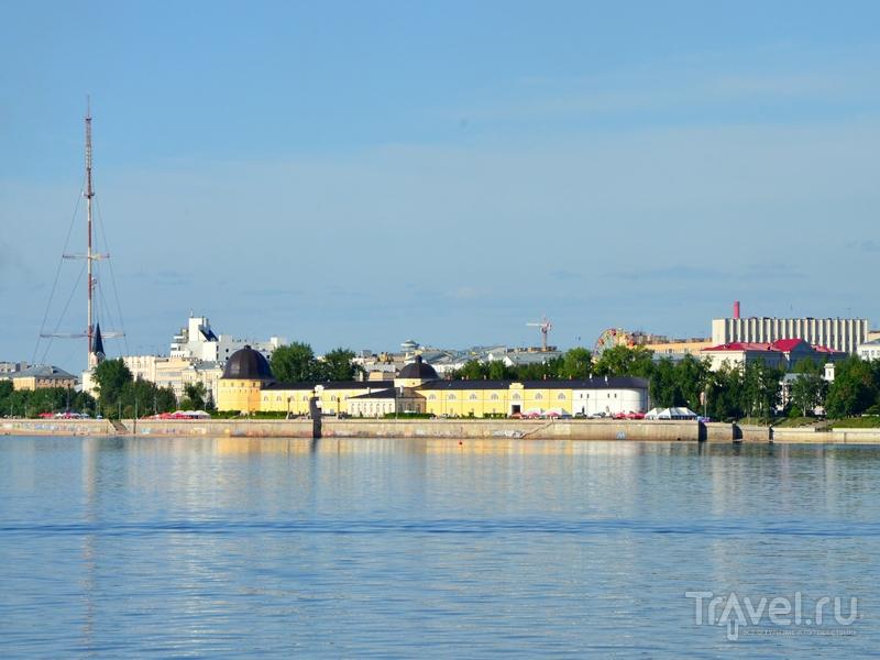 Северная Двина в районе Архангельска / Фото из России