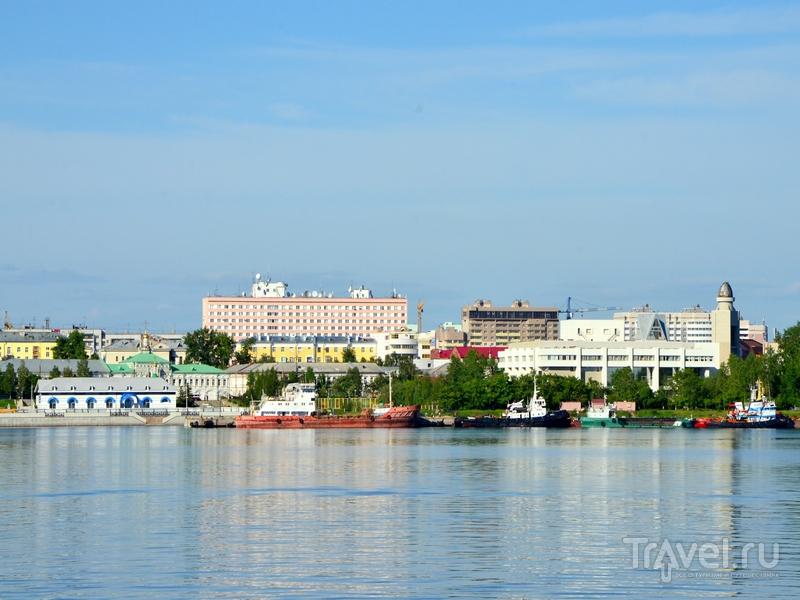 Набережная Архангельска / Фото из России