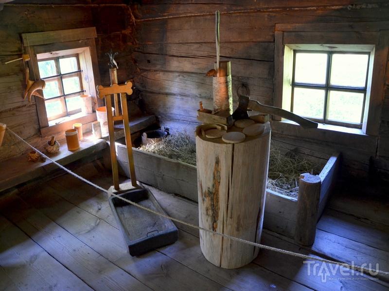 Интерьер старинного дома / Фото из России