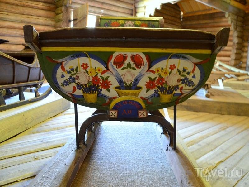 Экспонаты музея деревянного зодчества Малые Корелы / Фото из России