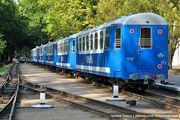 Детская железная дорога / Украина