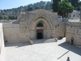 Церковь Успения Пресвятой Богородицы / Израиль