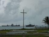 На берегу Атлантического океана / Панама