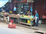 Уличный рынок / Панама
