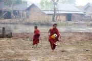 Спортивная забава / Мьянма