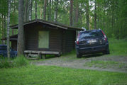 Двухместный домик / Финляндия
