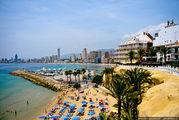 Пляж Мальпас / Испания