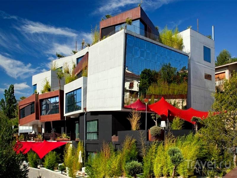 Кубические формы отеля Viura / Испания