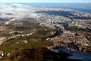 Разворот над городом / Португалия