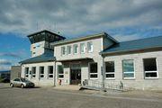 Аэропорт в Курессааре / Эстония