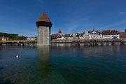 Водонапорная башня Вассертурм / Швейцария