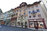 Магазины на первом этаже / Швейцария