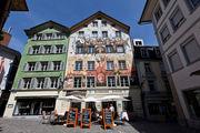 Дизайн фасада / Швейцария