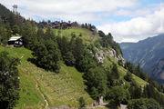 Подъемник в Мюррен / Швейцария