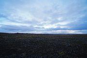 Поля застывшей лавы / Исландия
