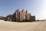 Вид на пляж / ОАЭ