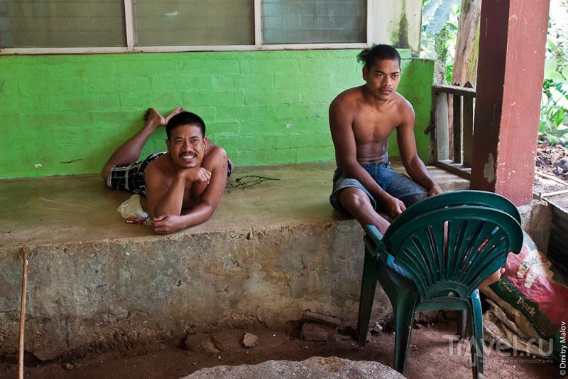 Собственники Нан-Мадола, Микронезия / Фото из Микронезии