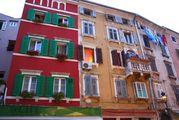 Фасады в Ровине / Хорватия