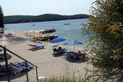 На пляже Valalta / Хорватия