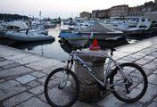 Прокатный велосипед / Хорватия