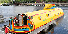 Отель Yellow Submarine в Ливерпуле // Mercury Press & Media Ltd