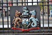 Надпись на гербе
